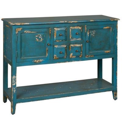 Tower Living RENEW - Sidetable blauw